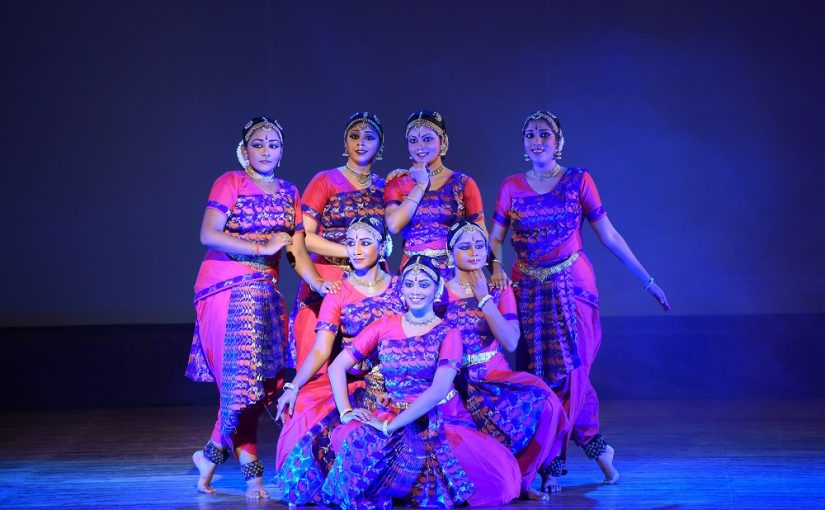 The Natya Festival –   Glorious 40 Years of Dance